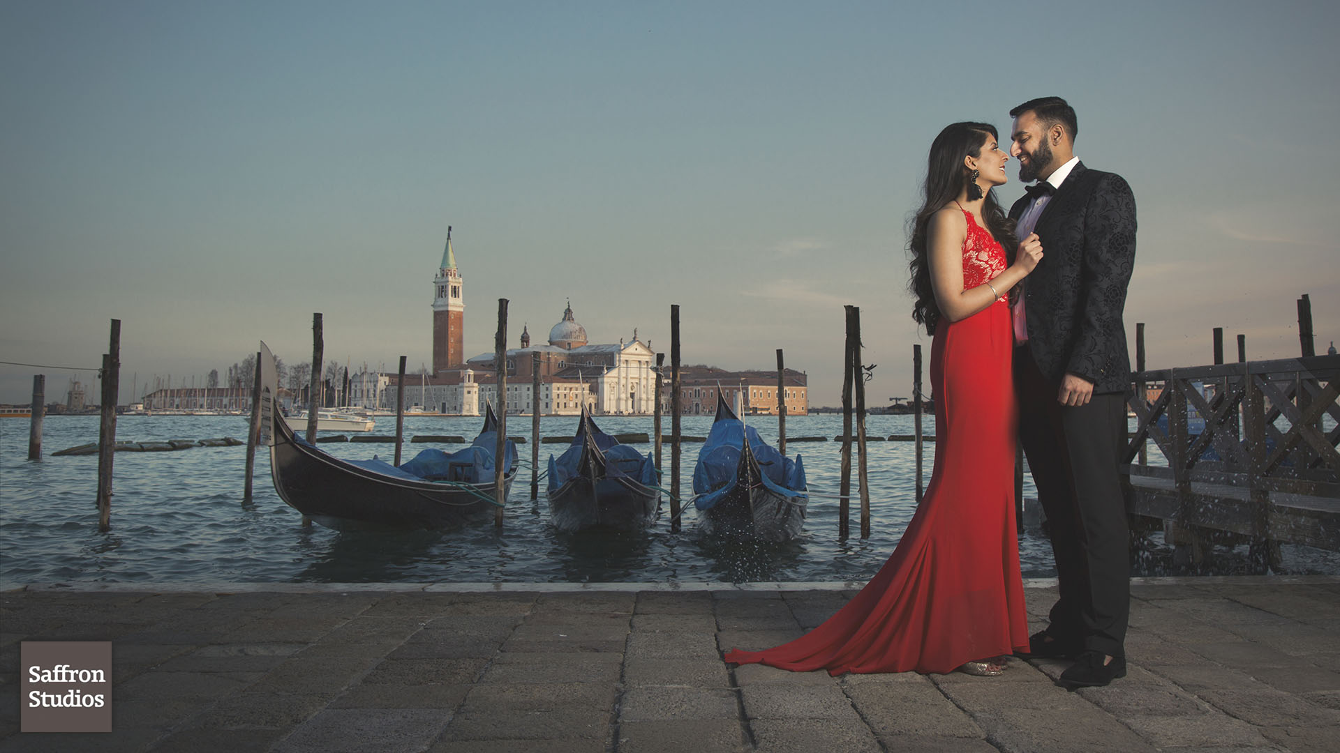 Venice Photoshoot Destination Wedding